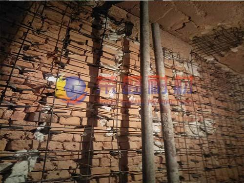 循环流化床锅炉炉墙